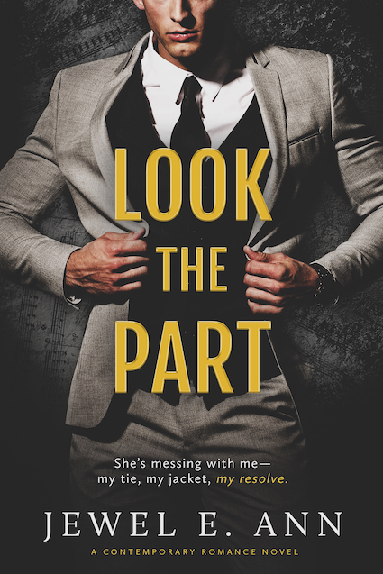 Cover Reveal ♥ Look the Part by Jewel E. Ann