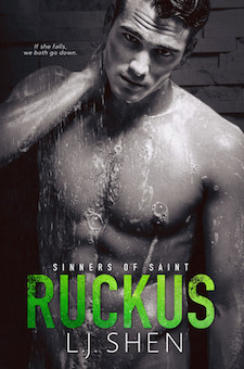 Review ♥ Ruckus by L.J. Shen