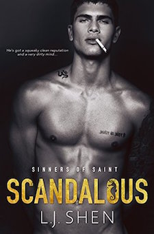 Review ♥ Scandalous by L.J. Shen