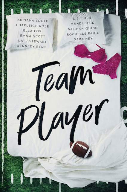 Cover Reveal ♥ Team Player: A Christmas Anthology
