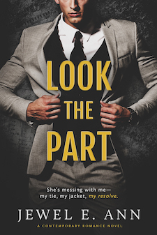 Blog Tour & Review ♥ Look the Part by Jewel E. Ann