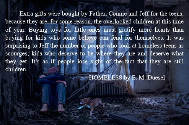 ad for Homeless