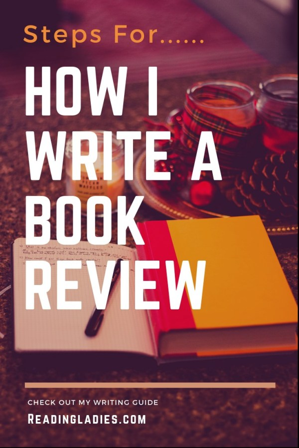 how to write a book review # 32