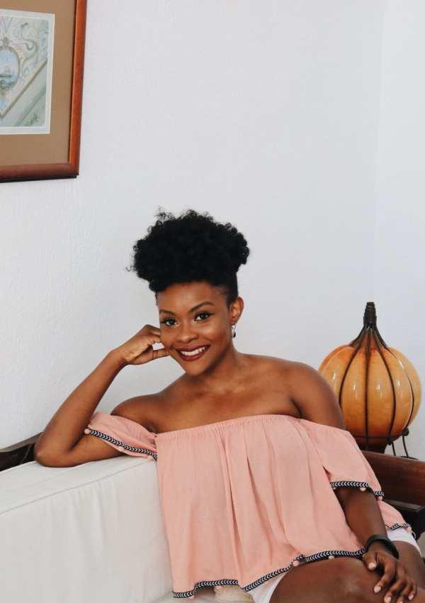 Poet Esther Edoho on Her Debut Chapbook, Moonflower