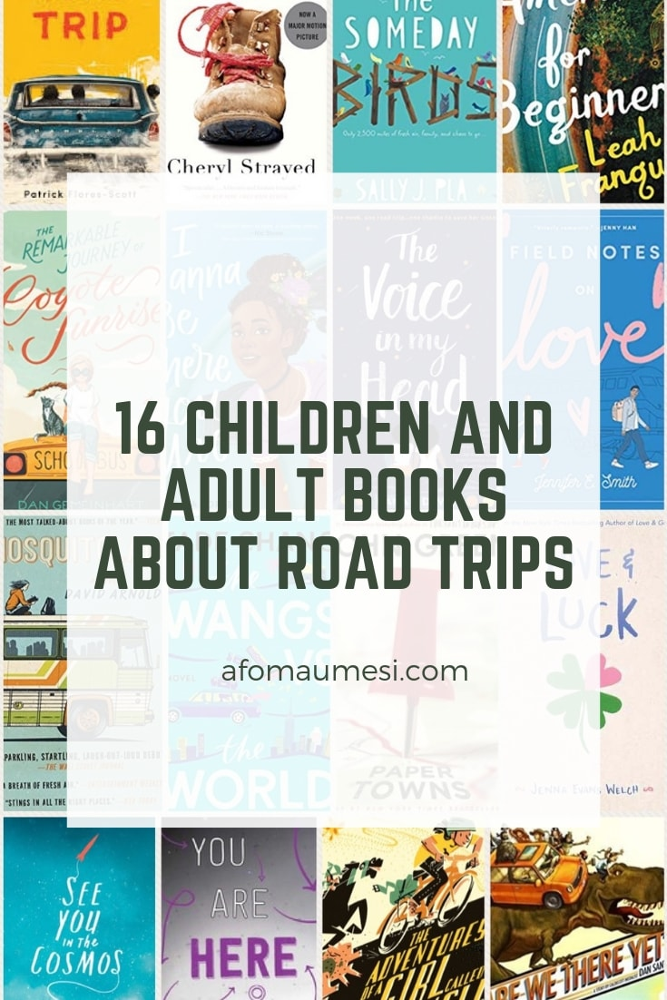 books about road trips