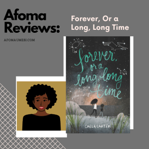 forever or a long long time review graphic
