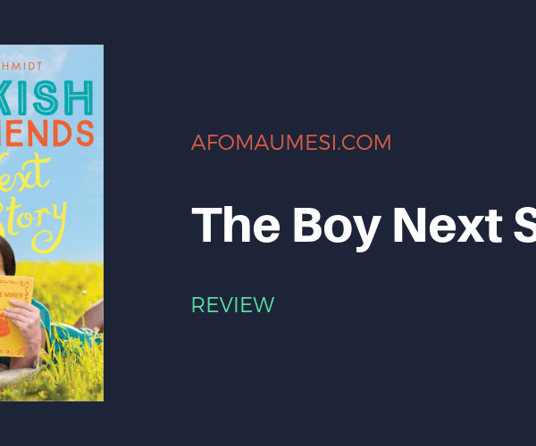 Bite-Sized Review: The Boy Next Story