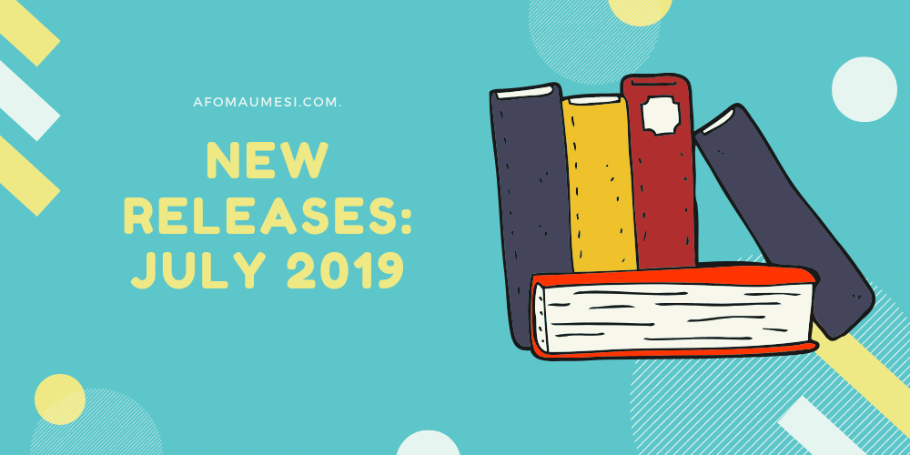july 2019 book releases