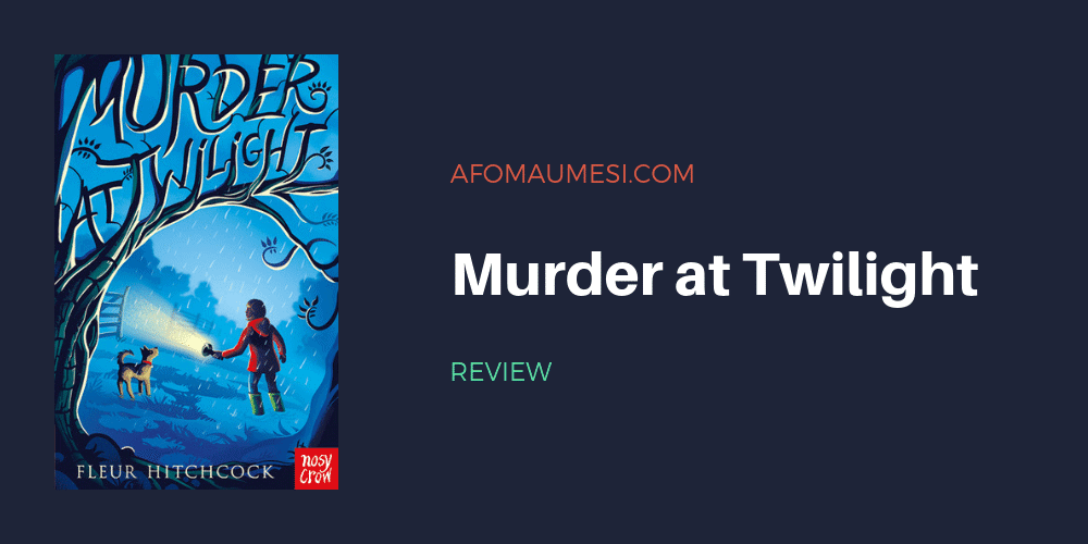 murder at twilight fleur hitchcock review