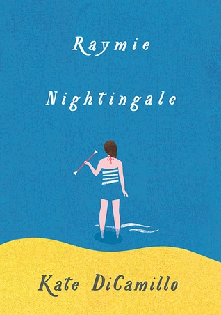 raymie nightingale book cover