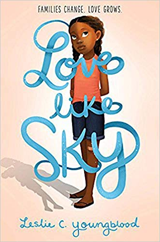 Love like sky- Middle-Grade Books About Divorce and Blended Families
