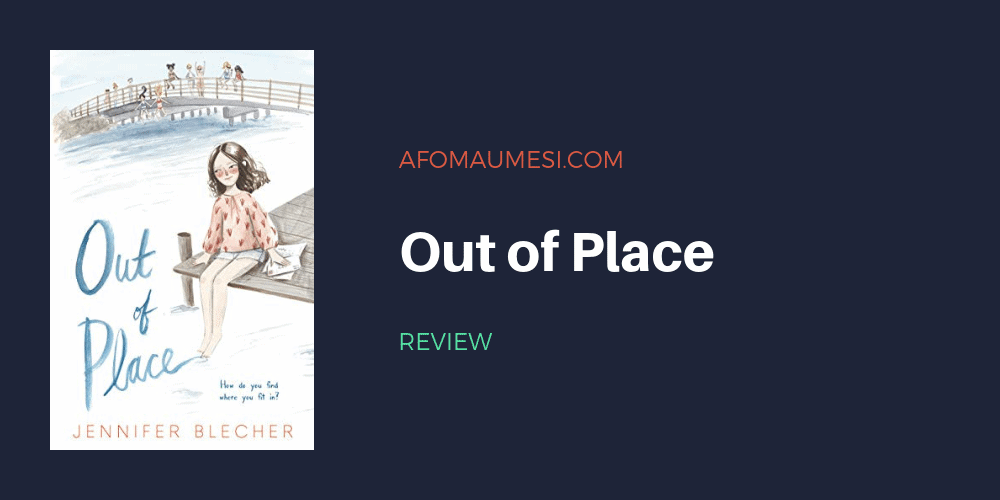 out of place jennifer blecher review