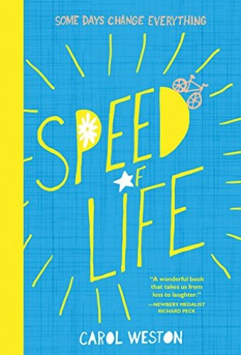 Speed of Life - Middle-Grade Books About Divorce and Blended Families
