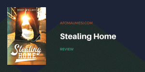 stealing home becky wallace cover
