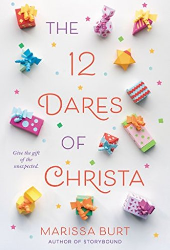 The 12 Dares of Christa (Florence, Paris, & London) - Best Middle Grade Books Set in Europe
