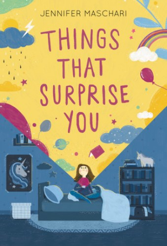 Things That Surprise You - Middle-Grade Books About Divorce and Blended Families