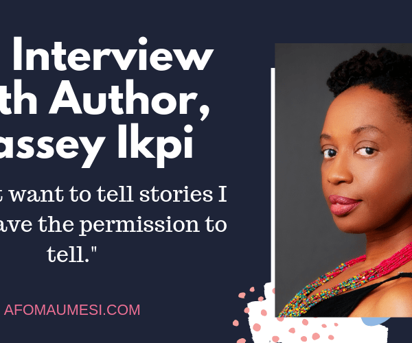 """""""I didn't want to tell stories I don't have the permission to tell"""" – Bassey Ikpi on Her Debut Essay Collection"""