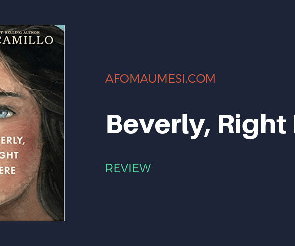 REVIEW | Beverly, Right Here