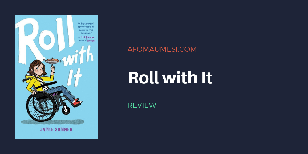 roll with it jamie sumner review