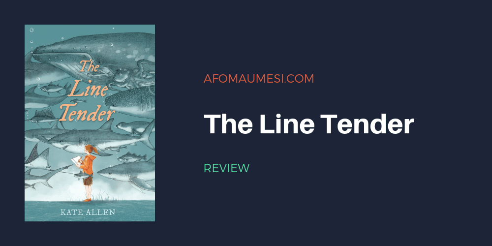 the line tender - kate allen review