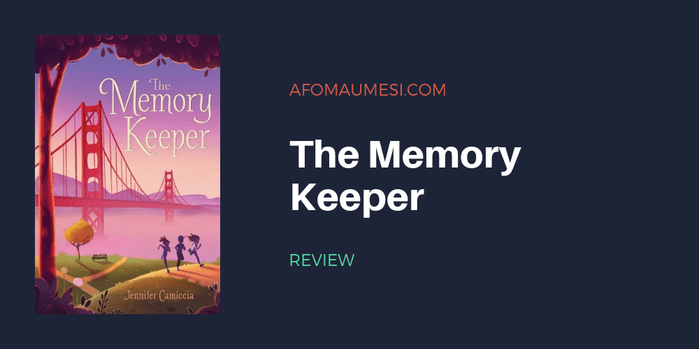 the memory keeper book review