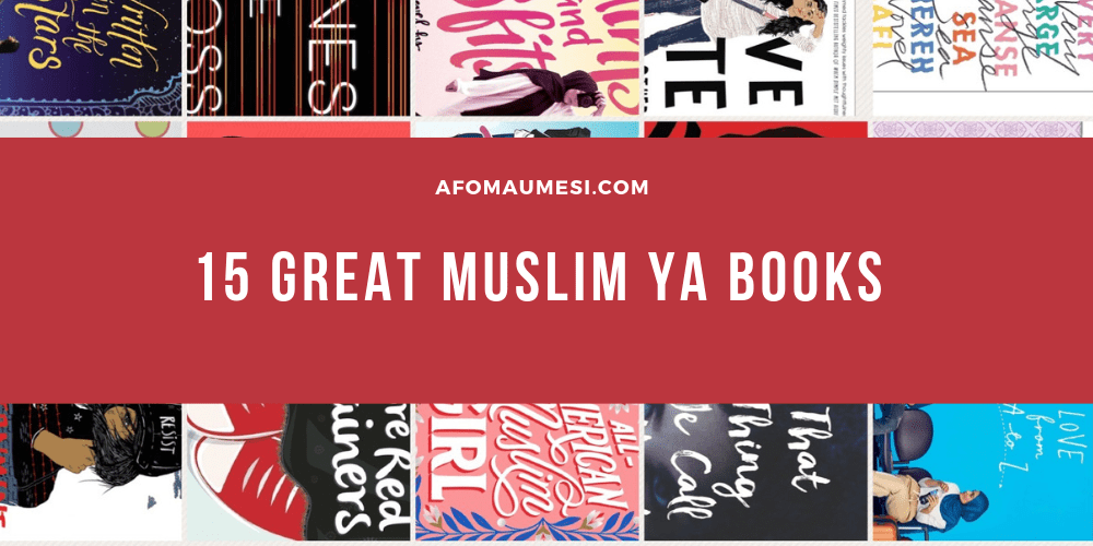 best muslim ya books