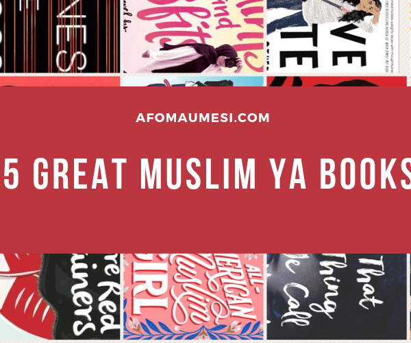 15 Best Muslim YA Books