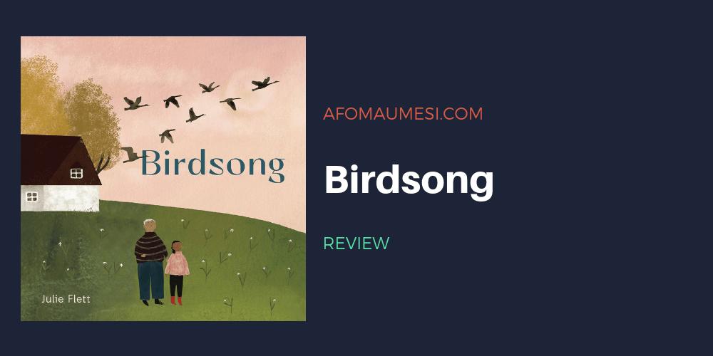 birdsong julie flett review