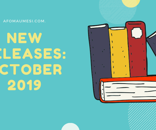 October 2019 Book Releases: 9 Books to Read This Month
