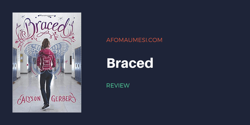 braced by alyson gerber review