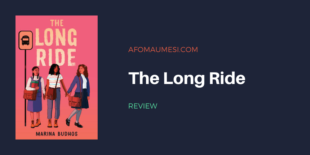 the long ride marina budhos book review