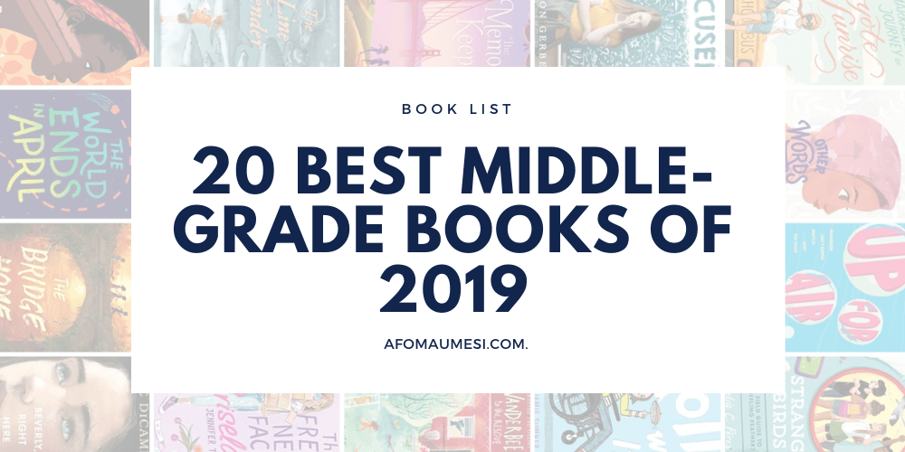 best middle-grade books of 2019