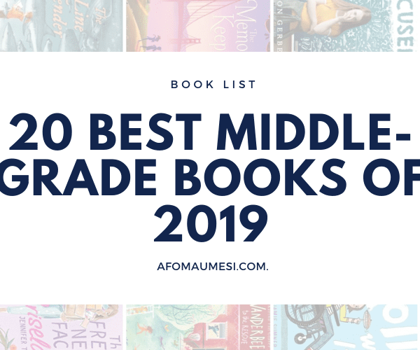 The Best Middle-Grade Books of 2019