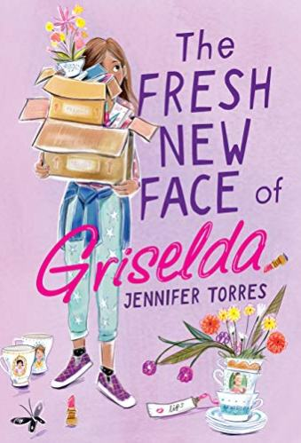 the fresh new face of griselda - middle-grade books about sisters