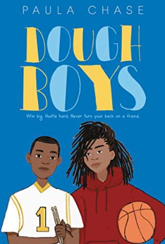 best middle-grade books about music and musical theater - dough boys by paula chase