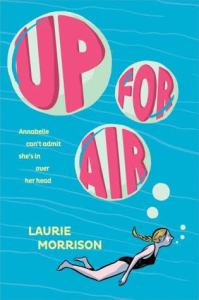 up for air laurie morrison - best middle-grade books of 2019
