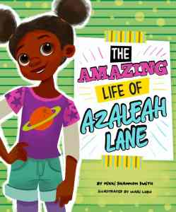 Best Chapter Books for kids 7-10 years - the amazing life of azaleah lane