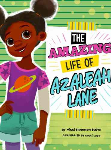 The Amazing Life of Azaleah Lane - Best Chapter Books for Third Graders