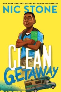 best middle-grade books to read in 2020 - clean getaway