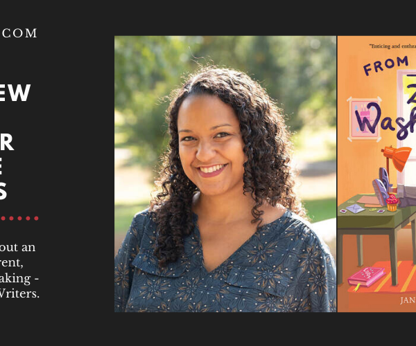 Author Janae Marks on Writing About an Incarcerated Parent, Friendships, and Baking — Plus, Advice for Writers