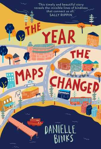 The Year the Maps Changed - 2020 middle grade debut