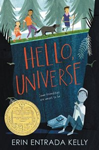 best middle-grade books about friendships - hello universe