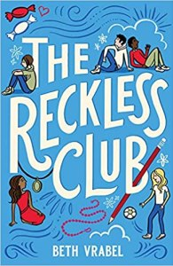 best middle-grade books about friendships - the reckless club