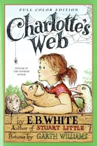 best middle-grade books about animals - charlotte's web