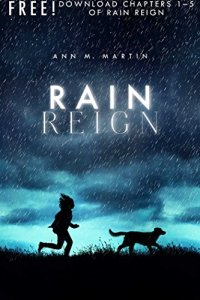 best middle-grade books about animals - rain reign