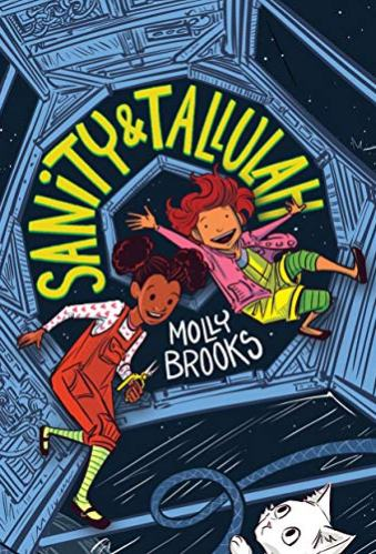 Sanity and Tallulah (Series) - best graphic novels for middle school