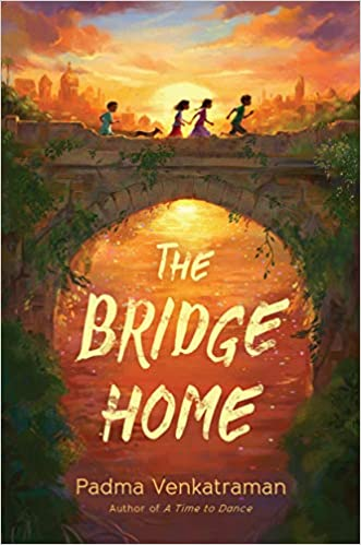 Best Middle-Grade Book for Boys - the bridge home