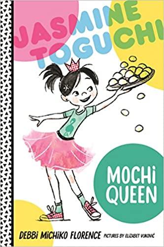 jasmine toguchi - chapter books for third graders