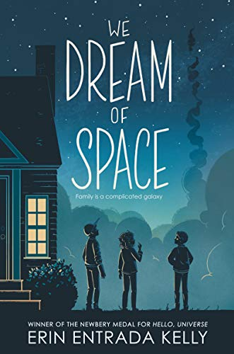 best asian middle-grade books about space