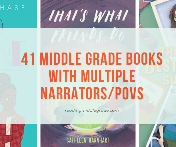 41 Middle-Grade Books With Multiple Narrators (Perspectives)